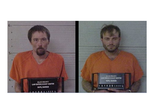 Suspects Arrested After Hays Manhunt