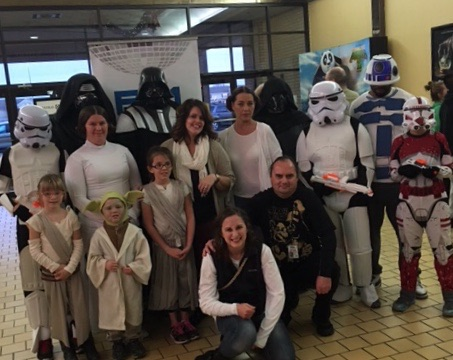 The Force is Strong in Salina