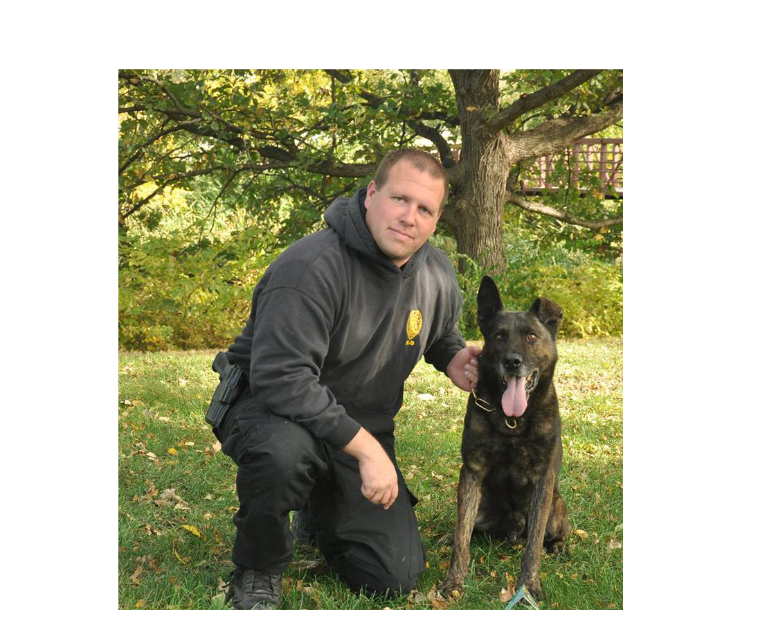 Police Mourn Loss of K-9