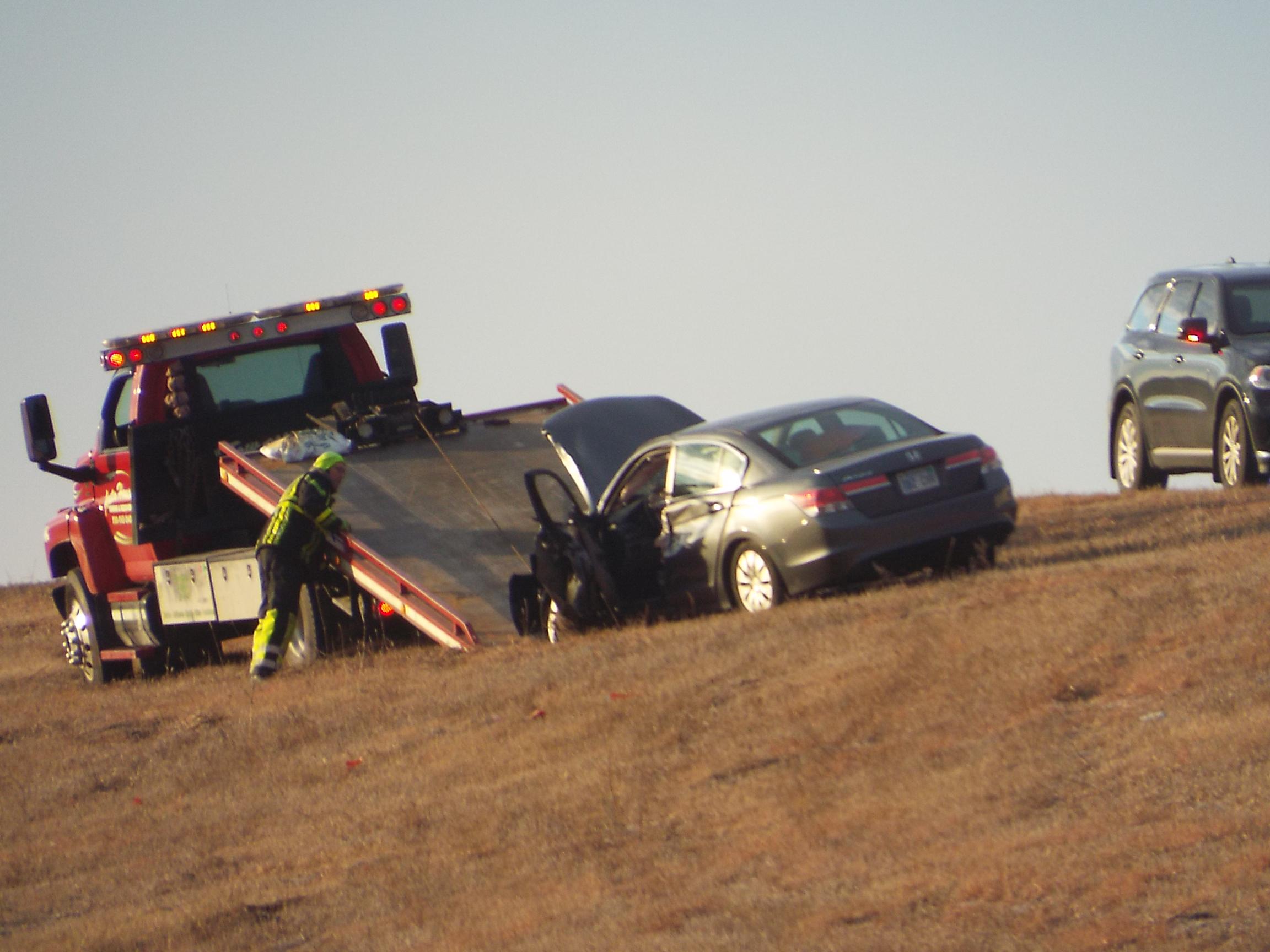 UPDATE: Salina Man Killed in Crash