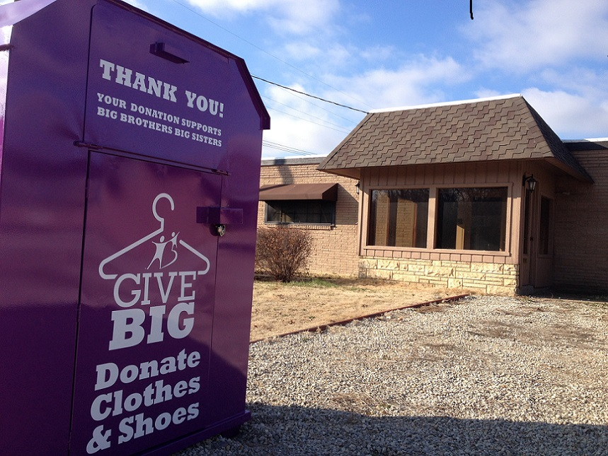 BBBS Donation Center Opens Saturday