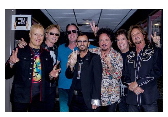 Ringo Starr Coming to Hartman Arena
