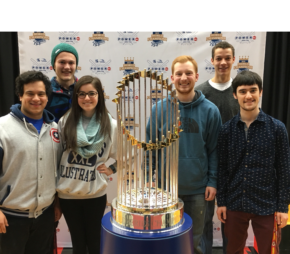 Royals Trophy Tour Begins