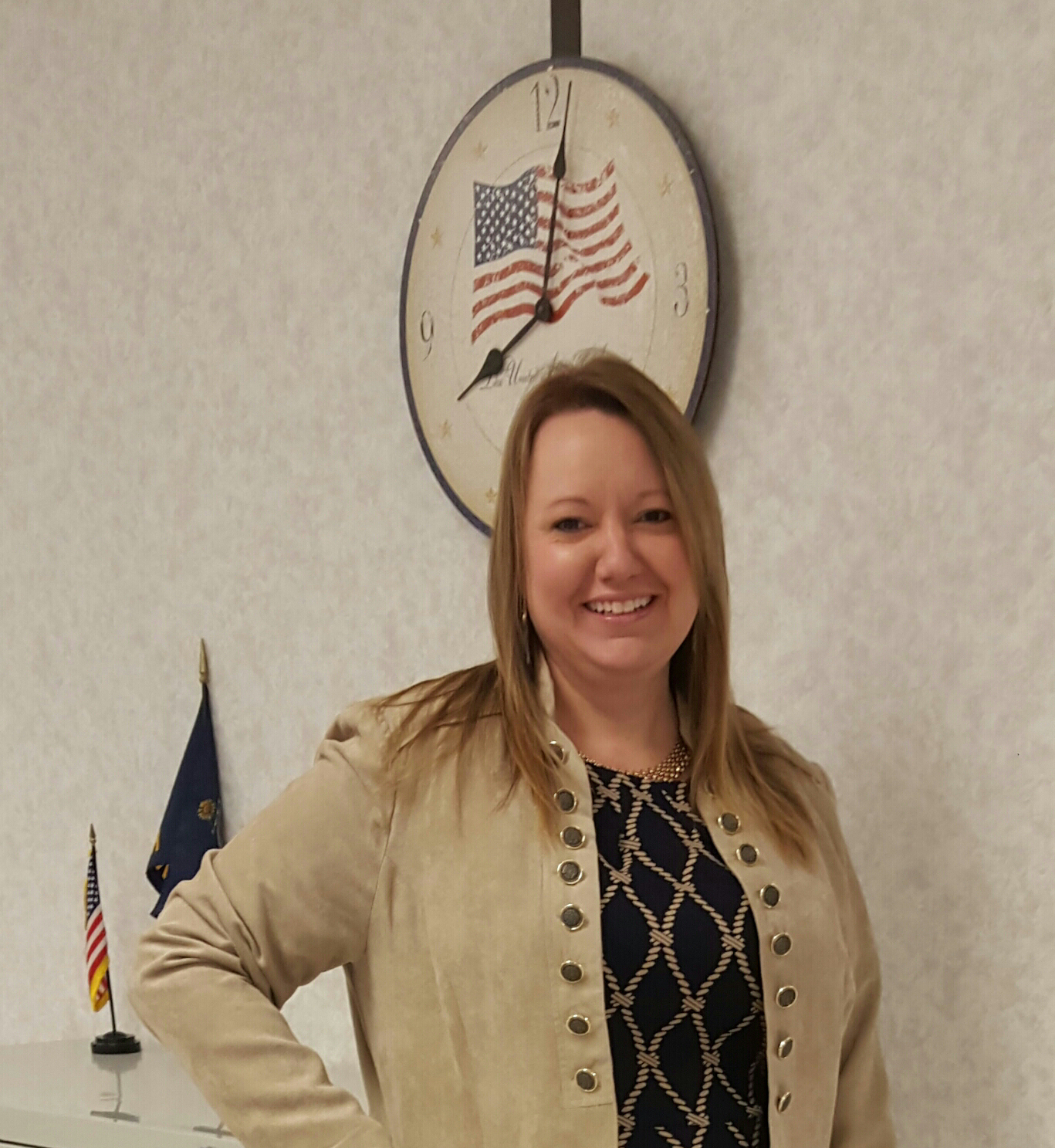 Candidate Files to Run For County Clerk