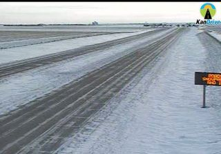 NW Kansas Digs Out From Storm