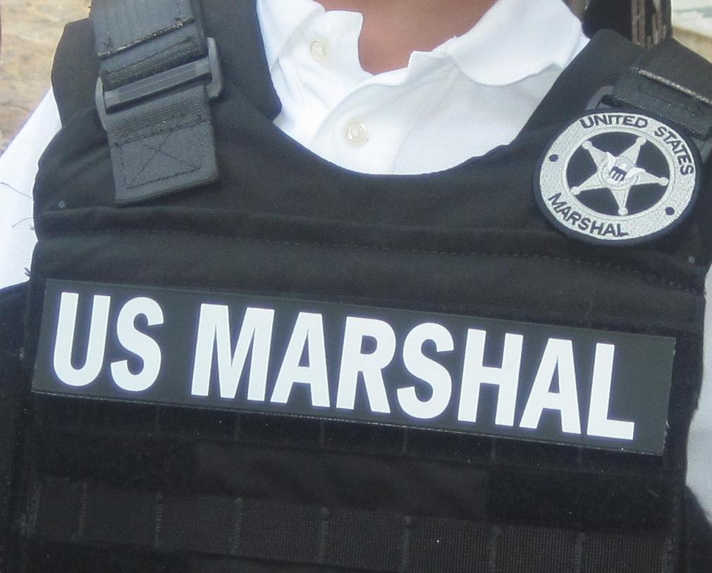 U.S. Marshal Kills Suspect in Topeka