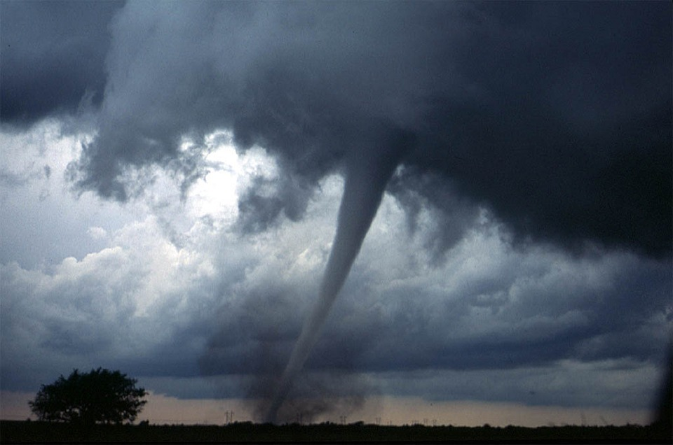 Statewide Tornado Drill Tonight