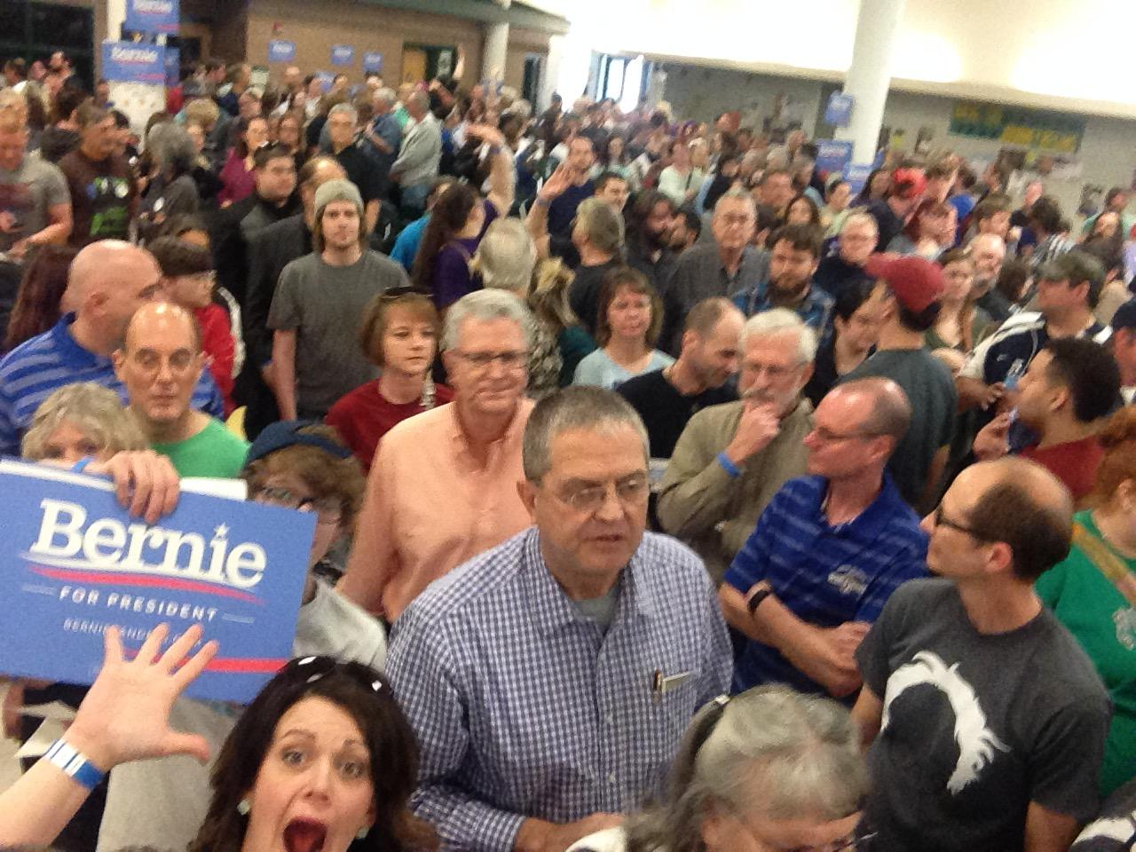 Sanders to Speak at Kansas Democratic Party Gathering