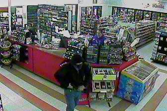UPDATE: Gunman Robs Salina Store