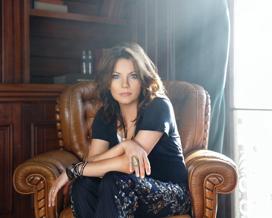 Martina McBride Coming to Salina