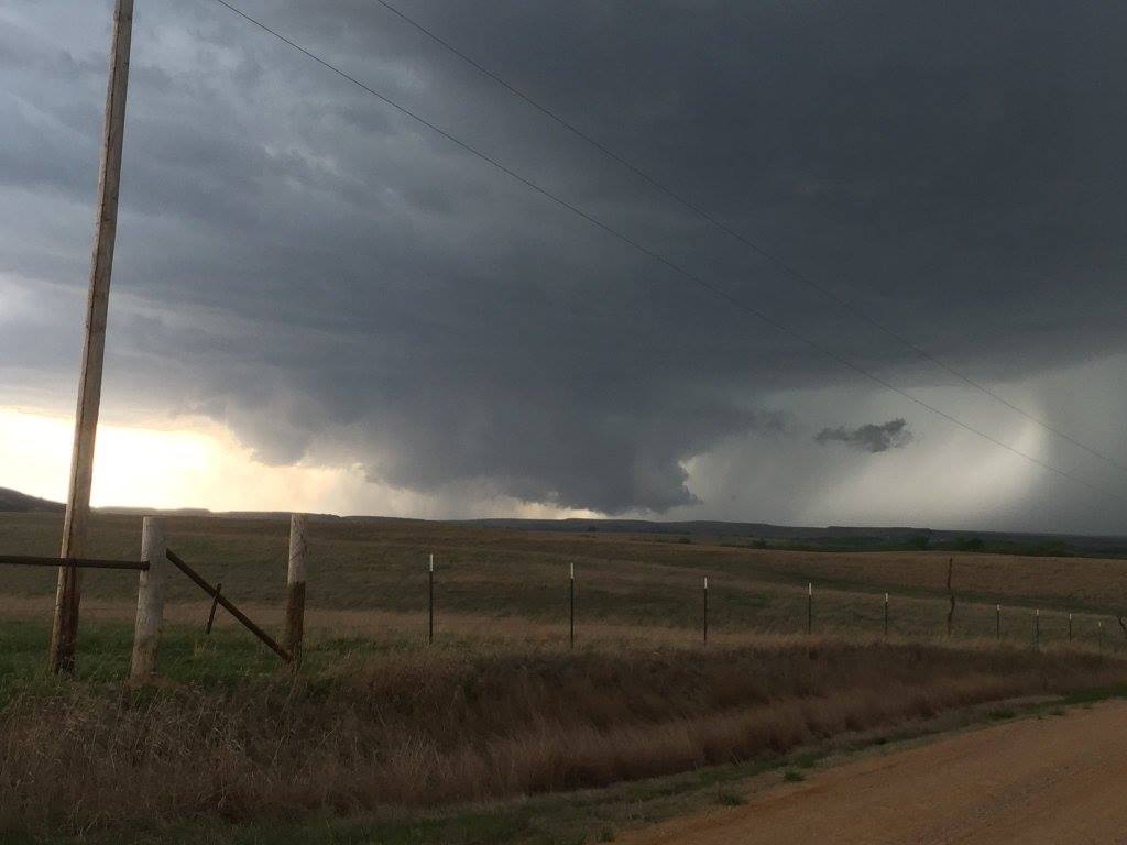 Severe Weather Rolls Across Area