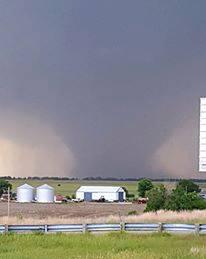 Tornado Damage Update