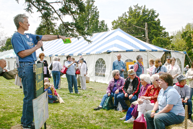 Kansas Sampler Festival this Weekend in Winfield