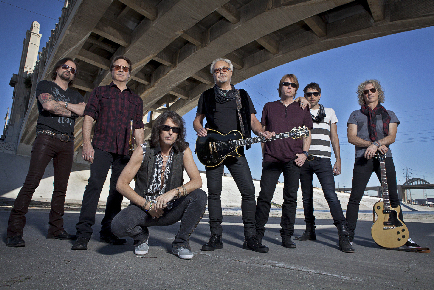 Legendary Rockers Foreigner Coming to Salina