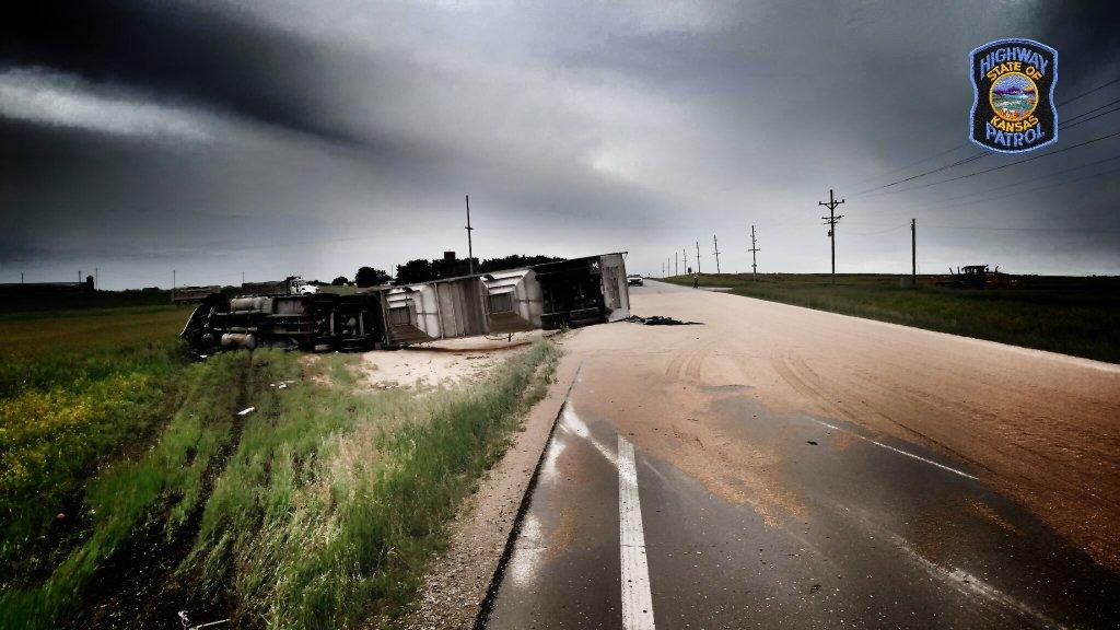 Abilene Man Hurt in Truck Crash