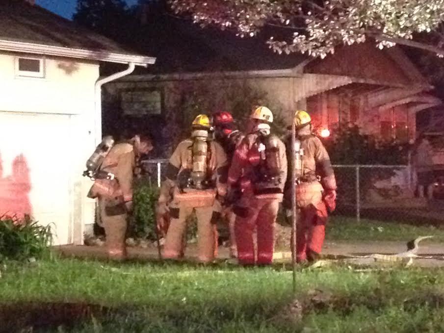 UPDATE: Arrest in Suspicious Fire