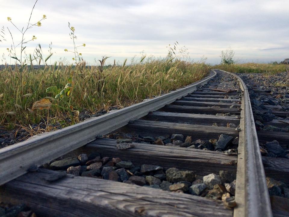 Train Hits, Kills Man in Central Kansas Town of Newton
