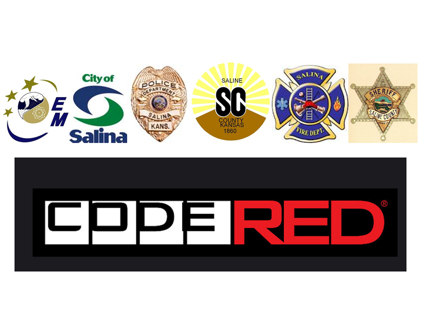 CodeRED Emergency Alerts Available in Salina