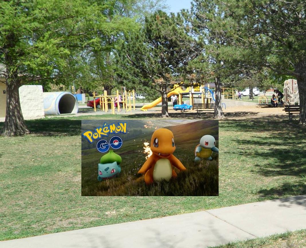 Salina Pokemon Players: Play Responsibly