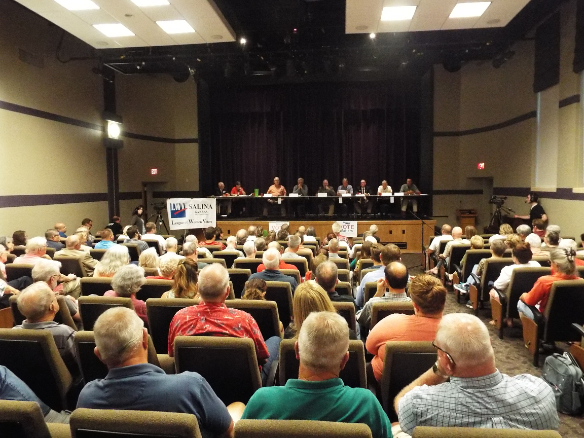 Candidate Forum Events Planned