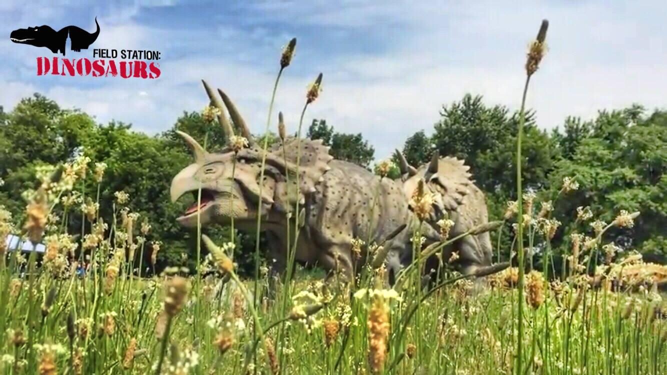 Proposed Dinosaur Adventure Park in Derby