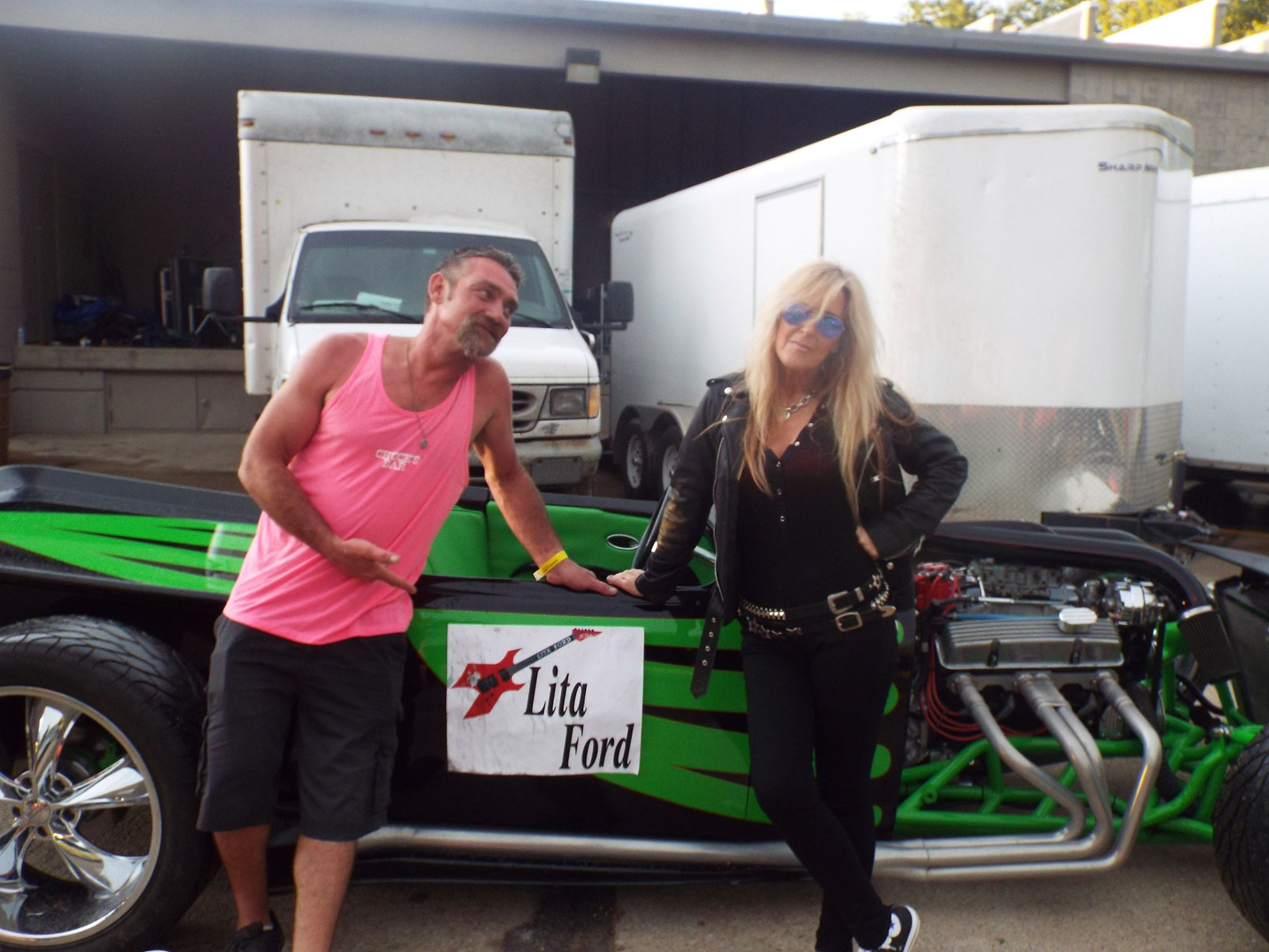 Cool Cars and Rock Stars