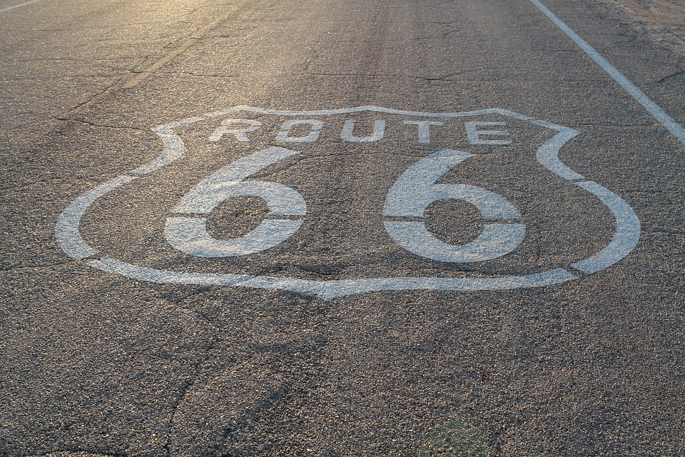 Route 66 Going Green