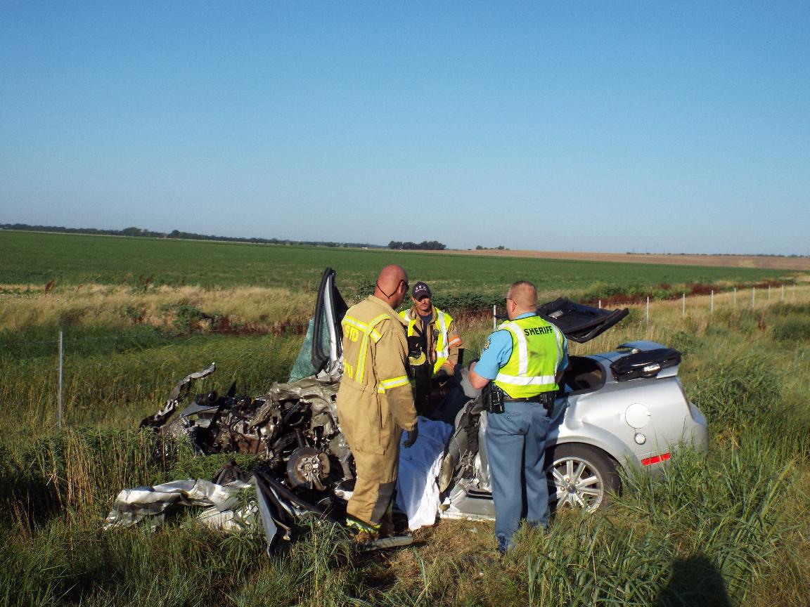 UPDATE: Salina Man Killed in Wednesday Morning Crash