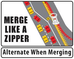 Missouri, Kansas Join Other States Pushing 'Zipper Merge'