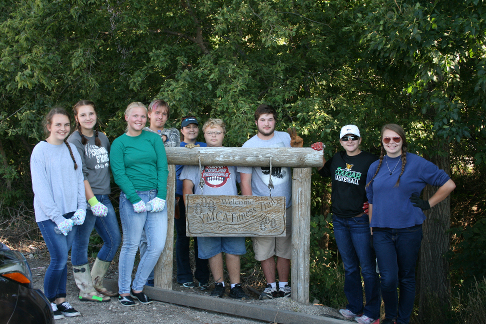 Zoo Teens Receive Hands-On Conservation Experience