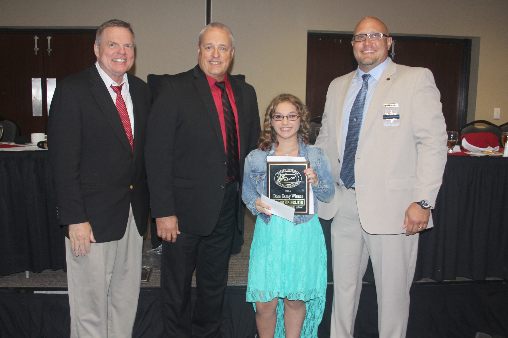Lindsborg Student Wins State Contest