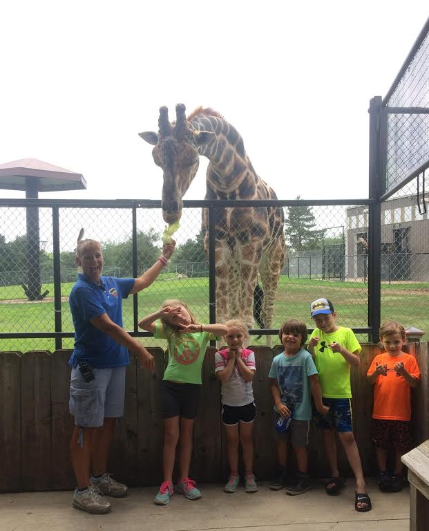 ADM Cares Supports Zoo Summer Camps