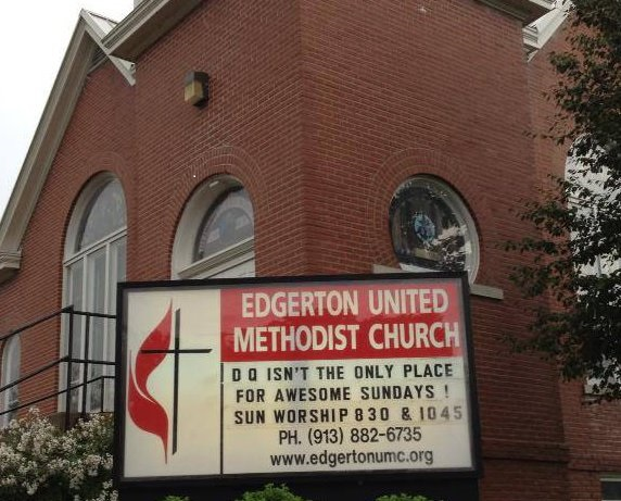 Kansas Lesbian Pastor Ousted