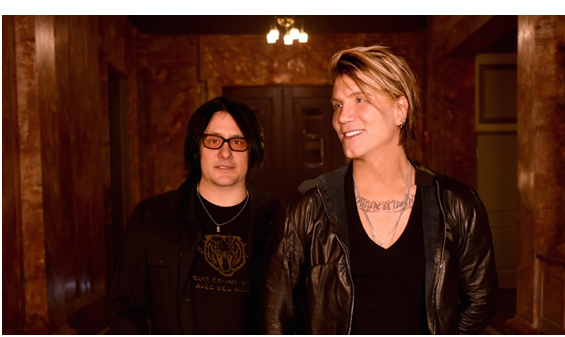 Goo Goo Dolls Coming to Salina