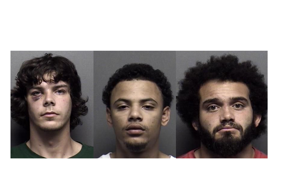 Salina Men Accused in Officer Shooting Case