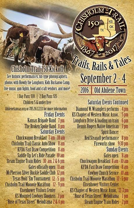 Longhorns Return to Abilene