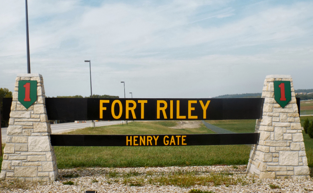 Fort Riley Soldiers Deploying to Iraq