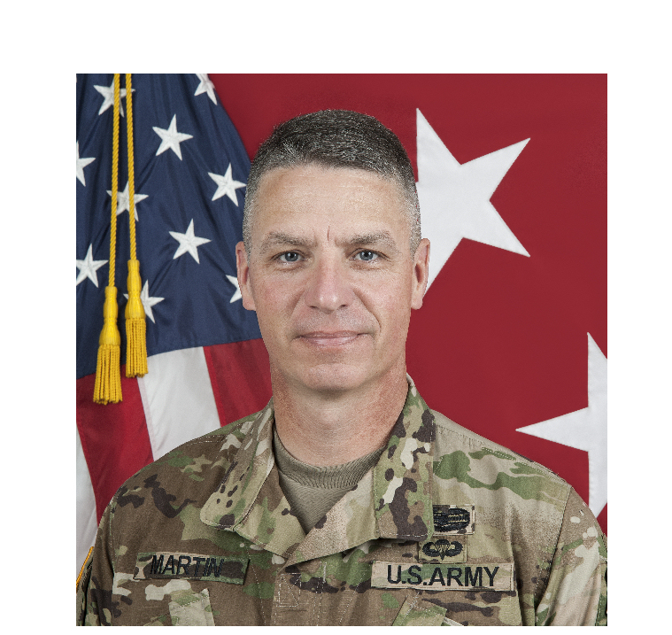 New Fort Riley Commander