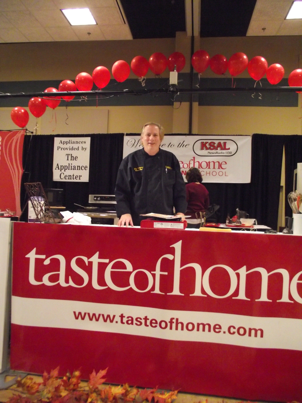 Taste of Home is October 20th