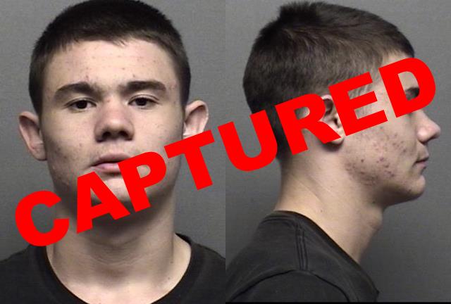 Kristofer Tyler Allen - Felony Possession Meth / Drug Court Violation