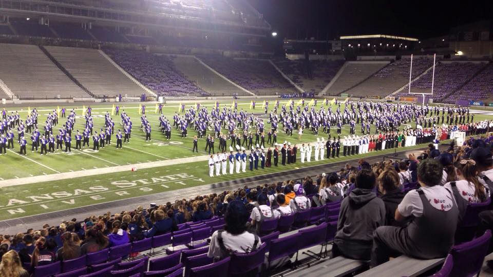South Band at Marching Festival