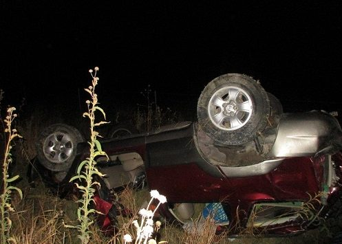 Ohio Man Hurt in Deer vs SUV Crash