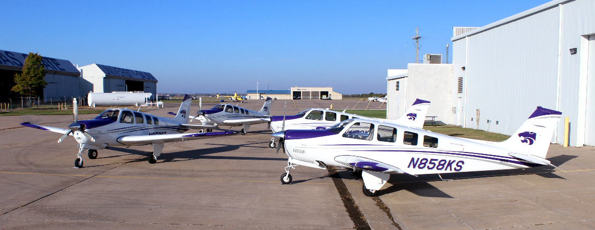 K State Adds to Air Fleet