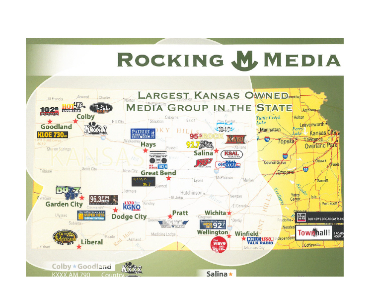 Salina Radio Stations to Change Ownership