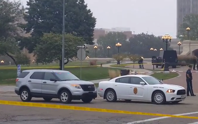 UPDATE: Suspicious Package Was Prank