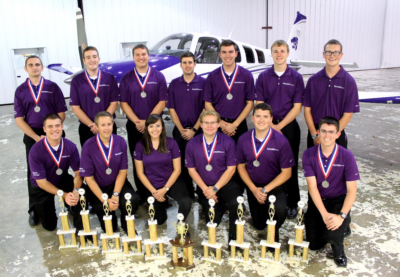 KSU Flight Team Advance to Nationals