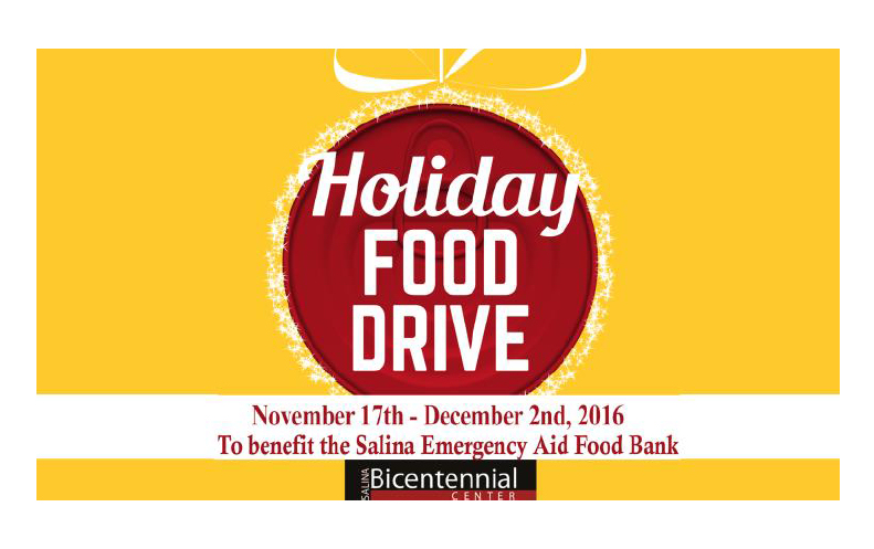 Bi-Center Hosting First Ever Food Drive