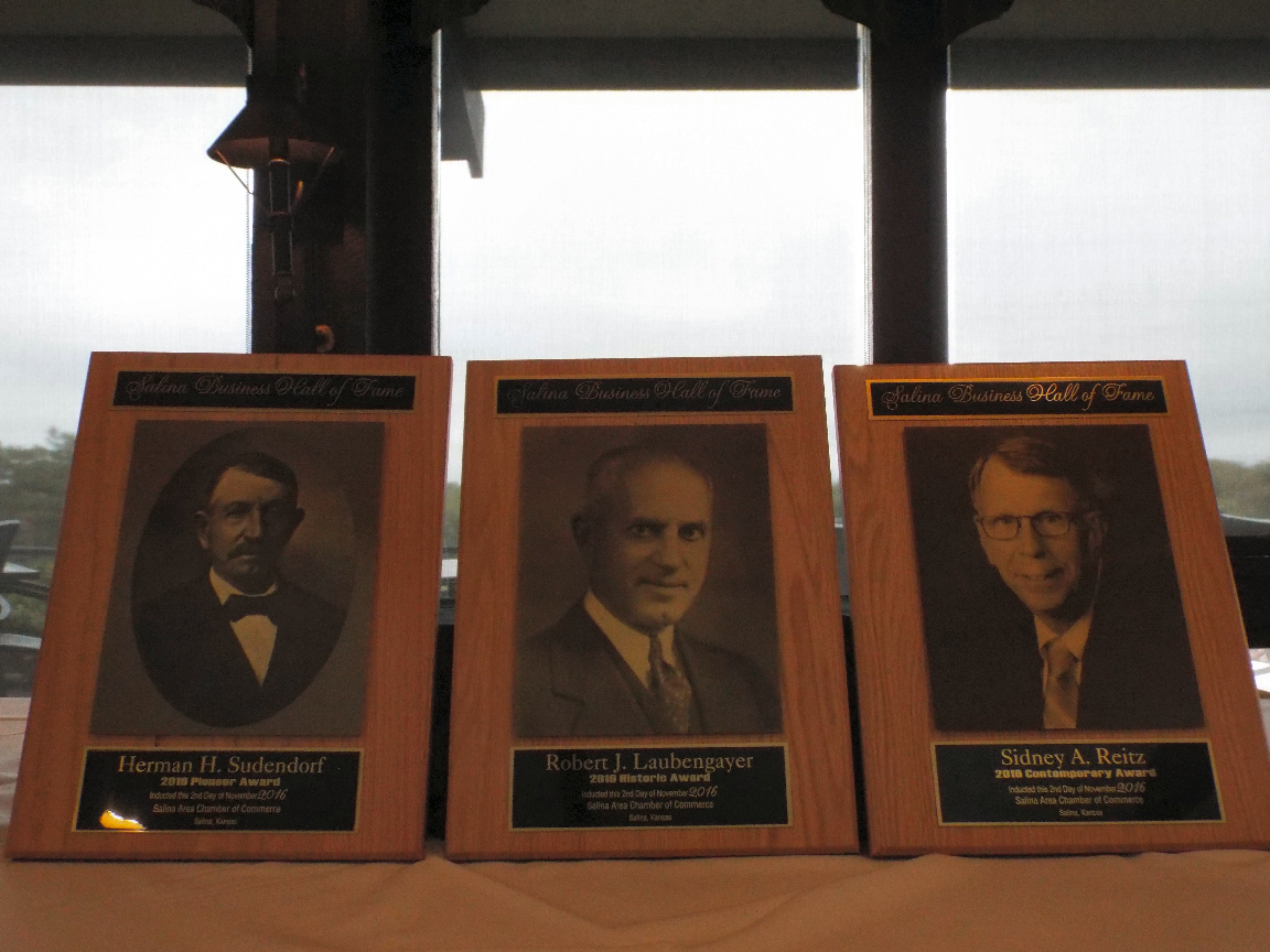 2016 Business Hall of Famers Inducted