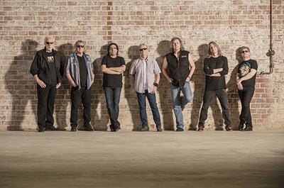 Kansas Coming to Stiefel Theatre