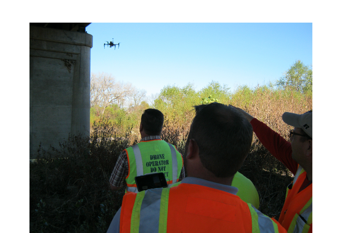 State Testing Drone Program